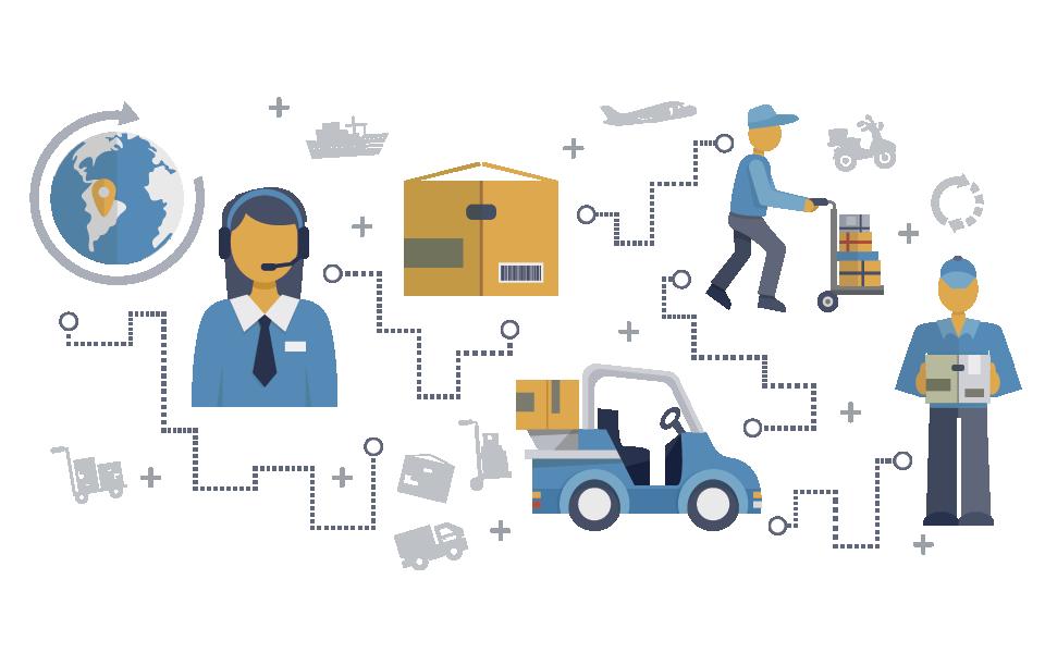 La logistica è un elemento sempre essenziale per la riuscita del progetto di internazionalizzazione